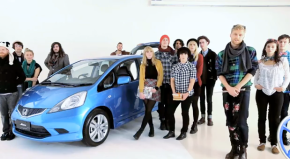 #10 Australian Honda Commercial Feat. Hipsters + The F Word
