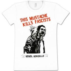 #13 This Mustache Kills Fascists