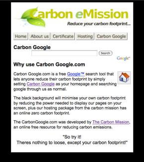 #21 Carbon Google