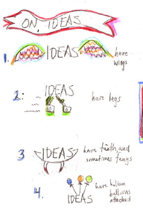 #43 Idea Types. Special Report Wiki-leaks at the University of Oregon - Strategy Documents