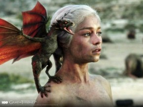 Mother of Dragons -daenerys-dragon-1600